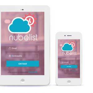 Nubelist: Sistema de fichajes geolocalizados y control de accesos