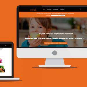 Desarrollo Tienda Online Tu Frutería