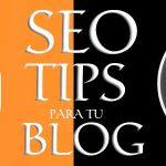 Cómo hacer seo con un blog