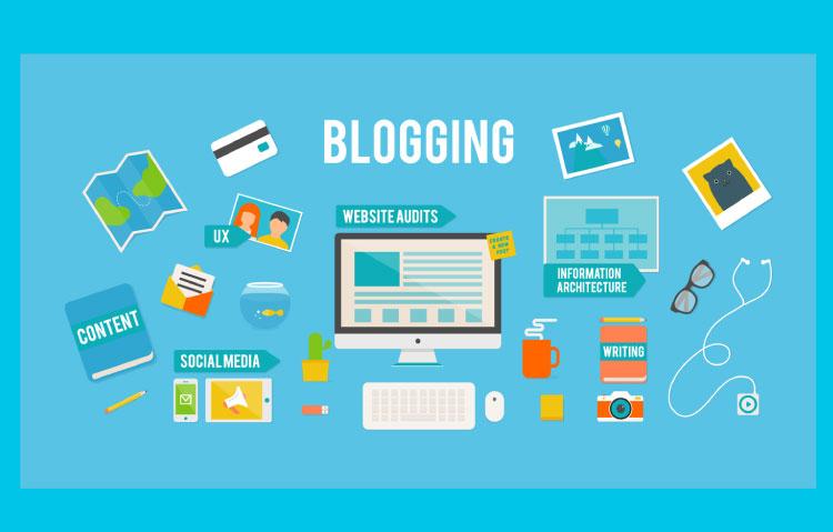 Desarrollo web blog.
