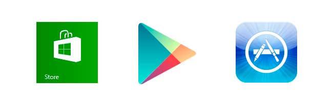 Aumentar descargas aplicaciones móviles
