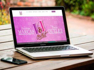 Outletvi: Diseño tienda online Prestashop