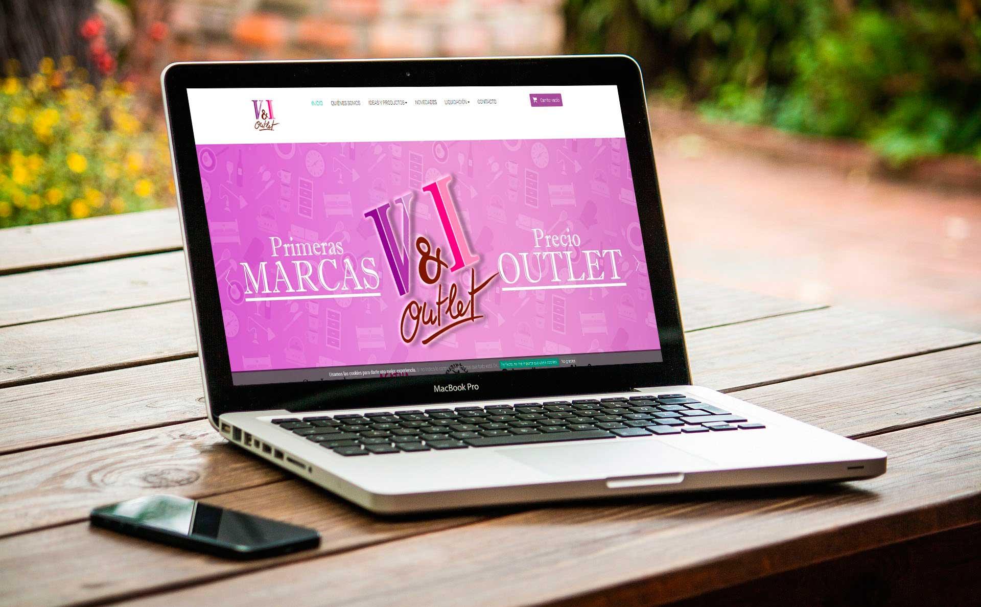 Outletvi: Diseño tienda online Prestashop&&ciudad&&