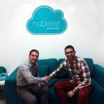 Hermes Ingeniería firma un acuerdo de colaboración con Nubeser Soluciones