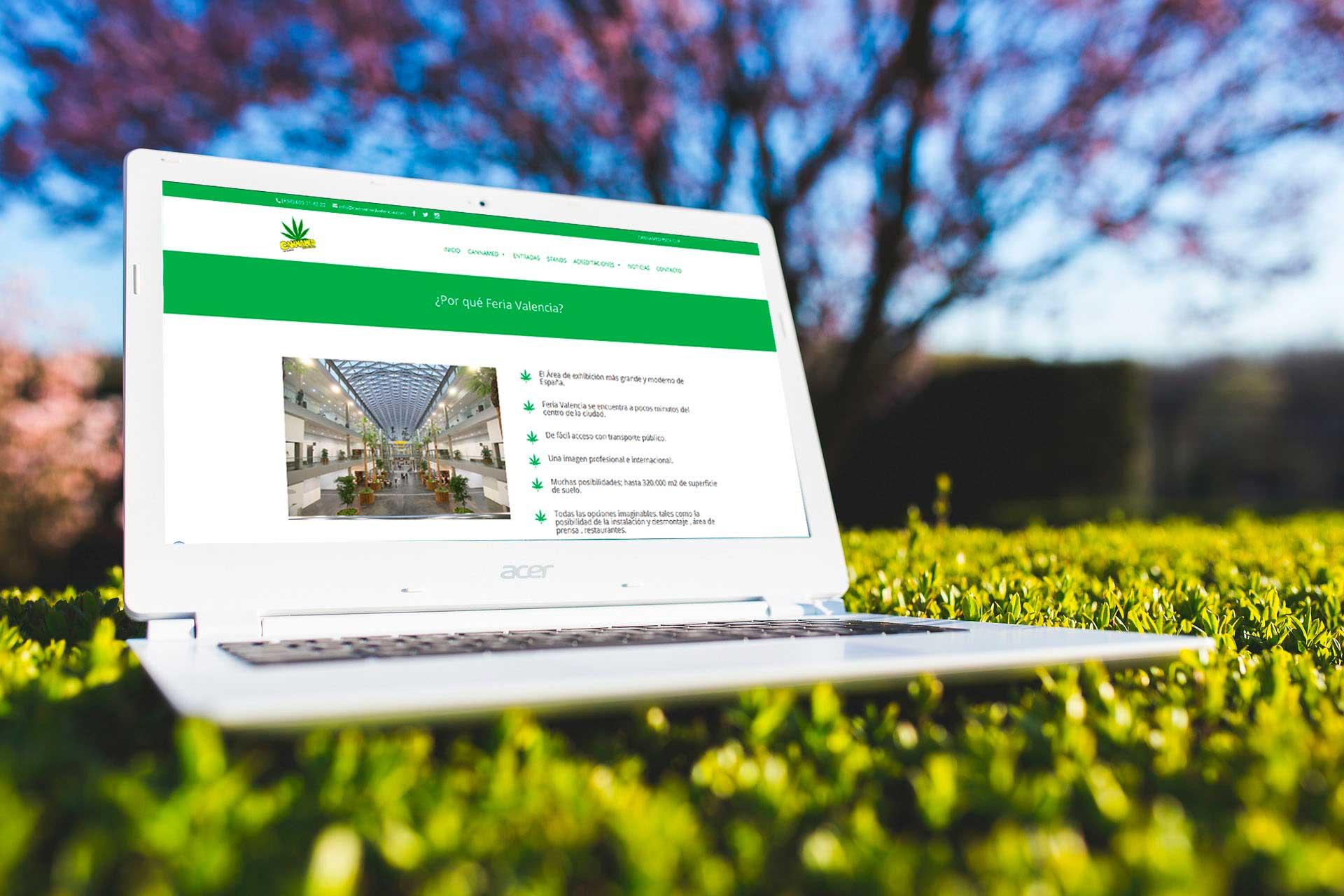 Desarrollo web Wordpress&&en_ciudad&& Cannamed