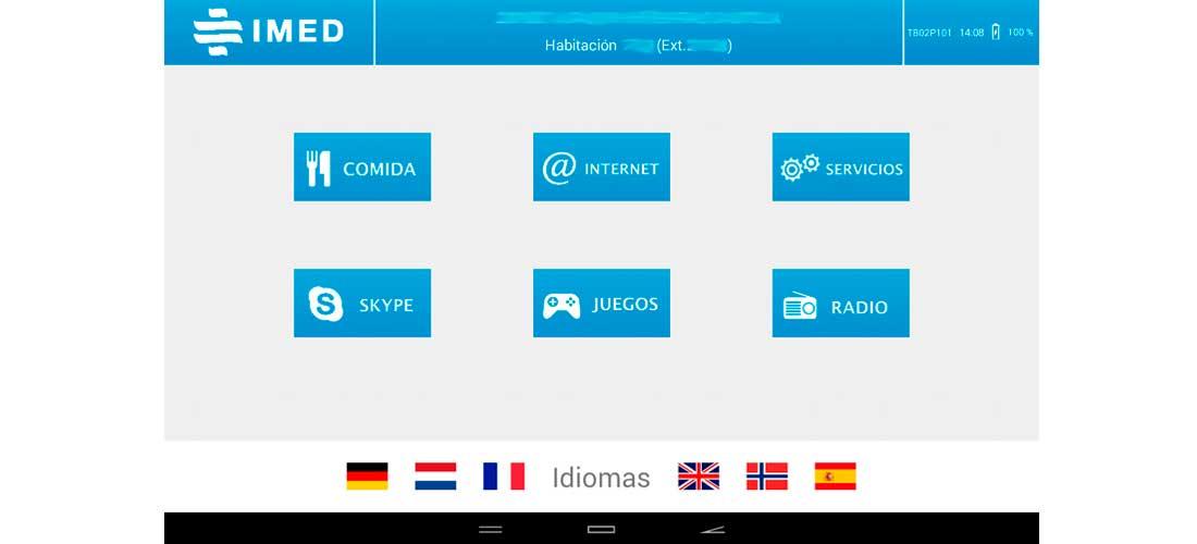 Desarrollo aplicaciones móviles&&ciudad&&: IMED