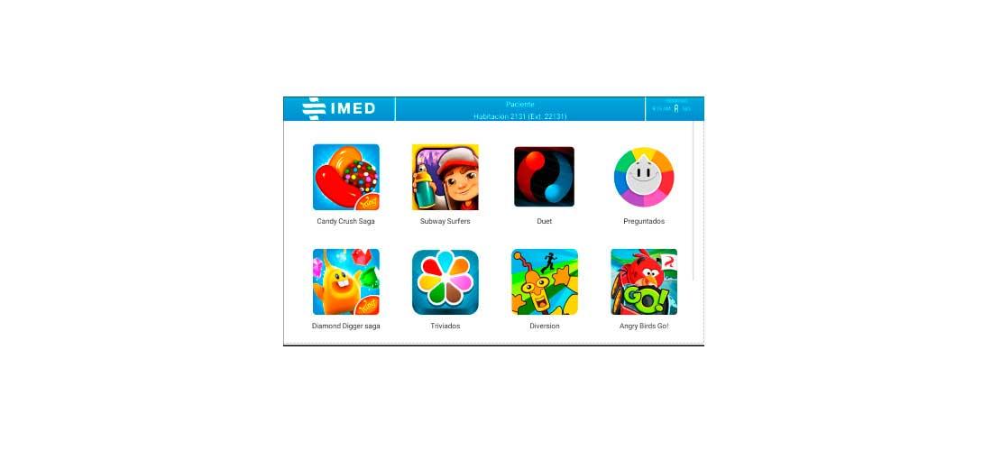 Diseño aplicaciones móviles&&ciudad&&: IMED