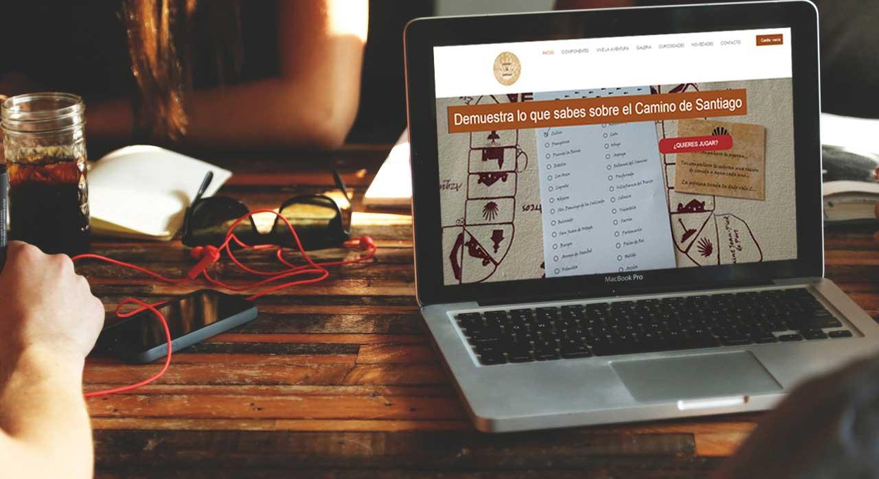 Desarrollo Tienda online en Prestashop&&ciudad&&: Camino de Caminos
