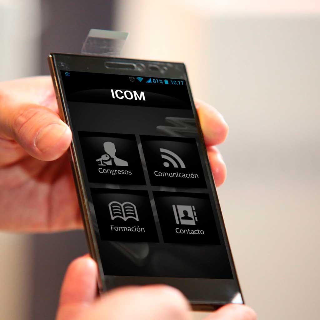 Desarrollo y diseño de aplicaciones móviles