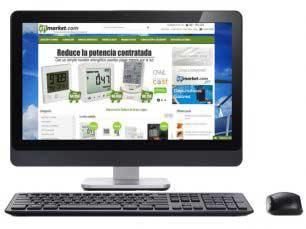 Efimarket: Mantenimiento web. Mejora arquitectura web. Tienda Online Magetno.