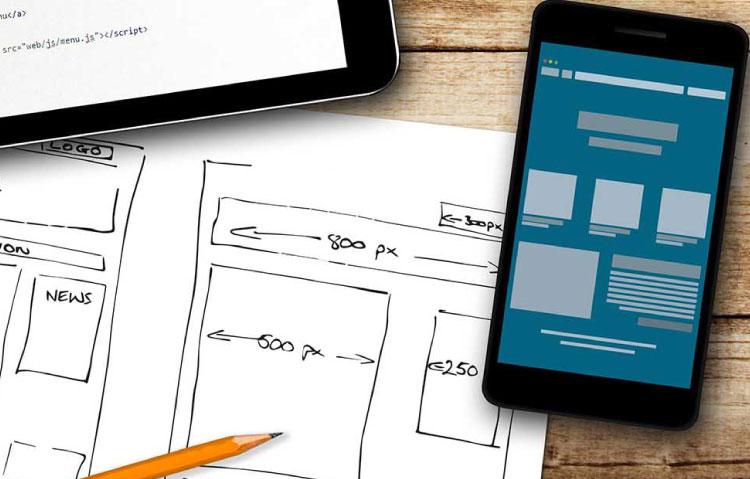 Diseño de apps móviles interfaz óptima