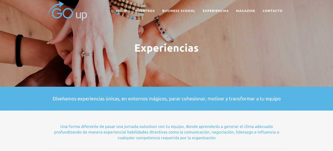 Go-Up: Desarrollo web Wordpress&&en_ciudad&&