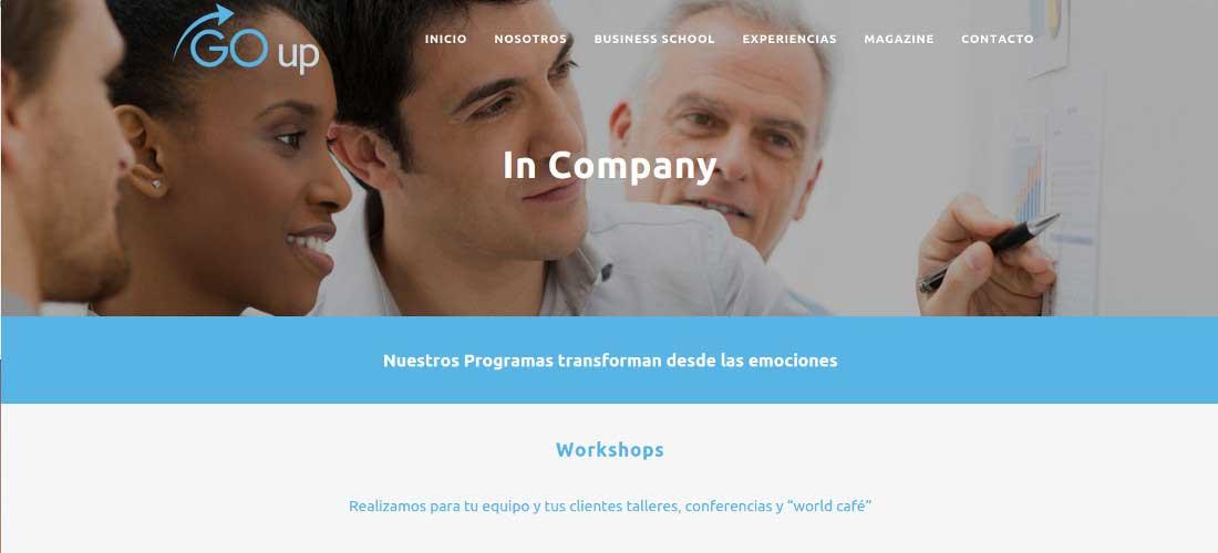 Go-Up: Desarrollo web&&en_ciudad&& Wordpress