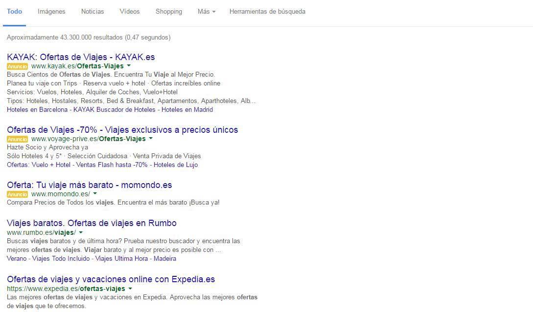 Agencia de Posicionamiento en Google