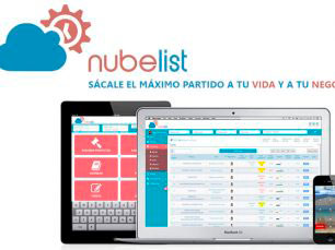 Nubelist: Desarrollo web a medida y App android.