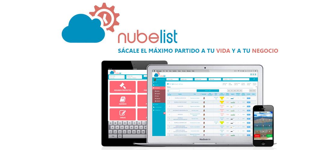 Nubelist: Desarrollo web a medida&&en_ciudad&& y App android&&ciudad&&.