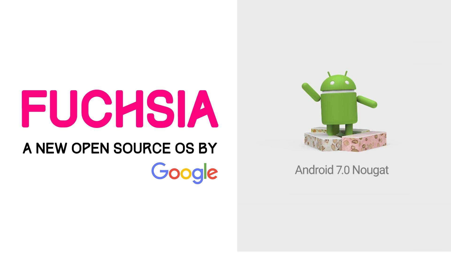 Novedades aplicaciones móviles con el sistema operativo Google Fuchsia