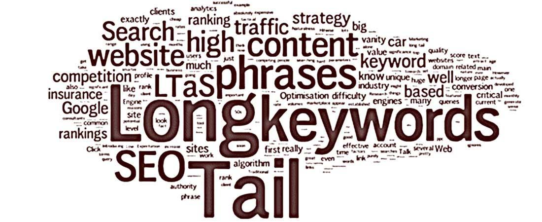 Posicionamiento web y SEO long tail