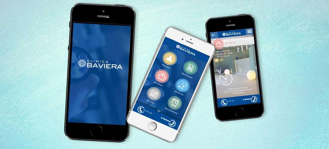 App Baviera: Diseño gráfico&&ciudad&& y diseño de apps móviles&&ciudad&&