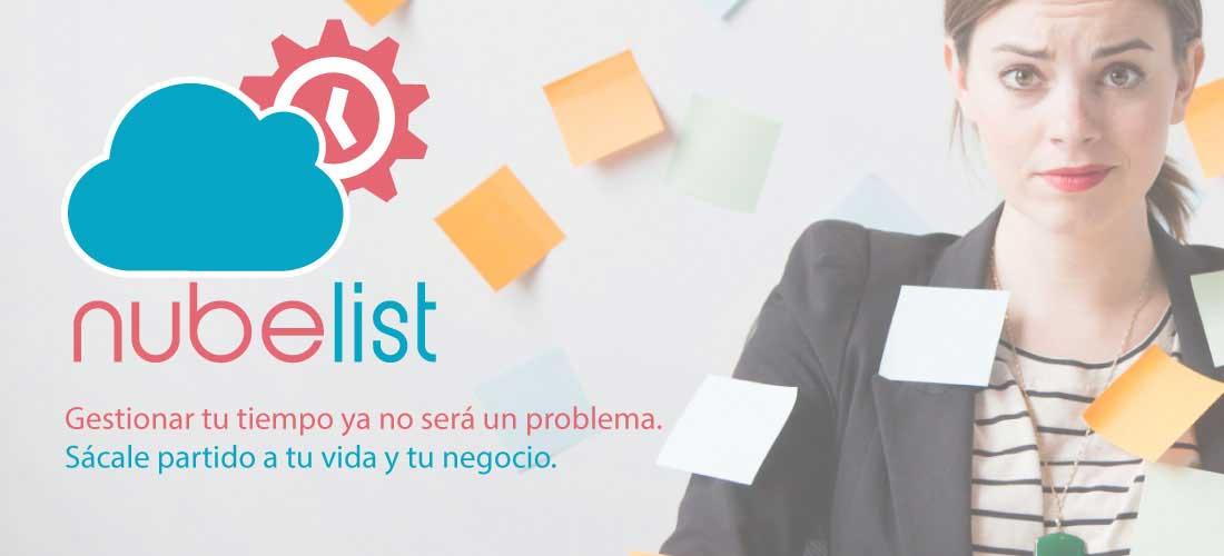 Desarrollo de aplicaciones móviles&&ciudad&& para la organización de tareas con Nubelist