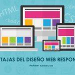 4 ventajas del diseño web responsive