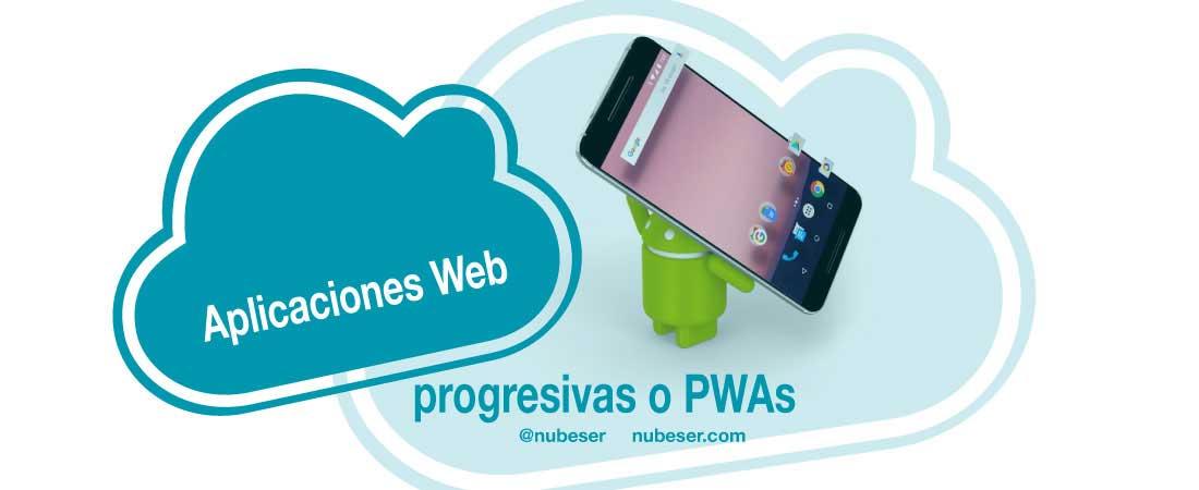 Desarrollo de aplicaciones web progresivas, desarrollo de apps móviles.