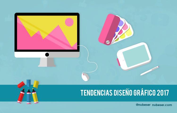 Tendencias diseño gráfico logotipos 2017: Diseño gráfico