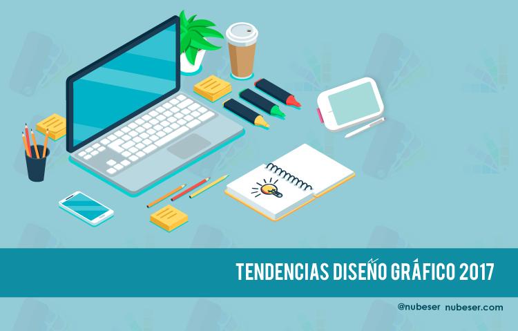Tendencias diseño gráfico 2017. Agencia diseño gráfico