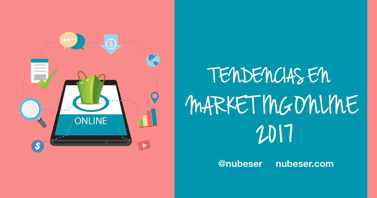 Tendencias en marketing online aplicadas por agencia de marketing online