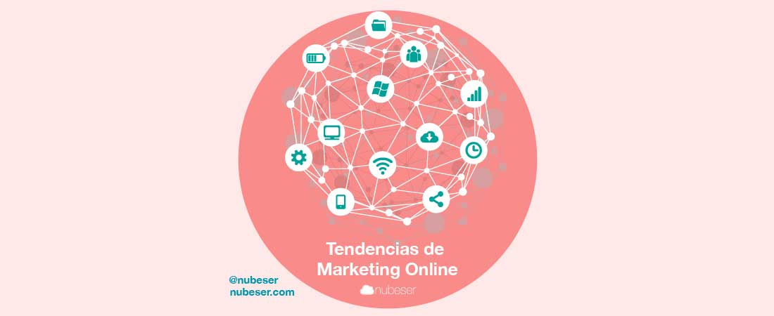 Tendencias de marketing online en social streaming live y video marketing content