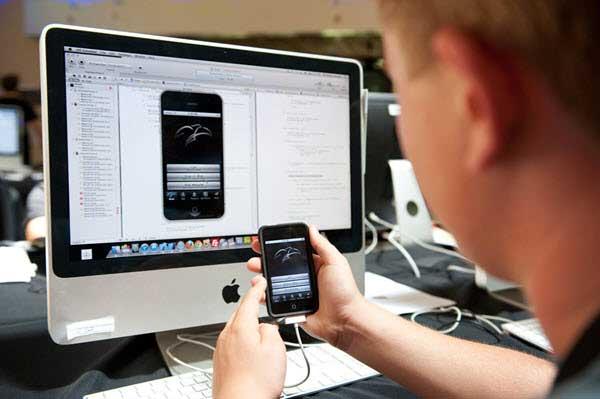 Desarrollador apps IOS