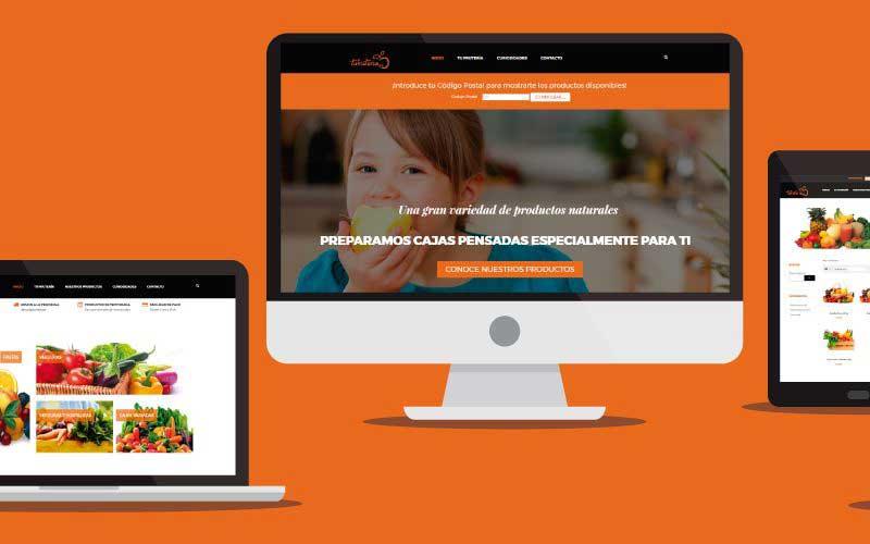 Tu Frutería: Multitienda Prestashop. Diseño Tienda Online