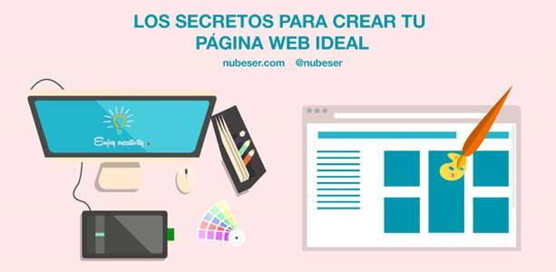 Claves del desarrollo web: Todos los secretos para crear tu página web ideal