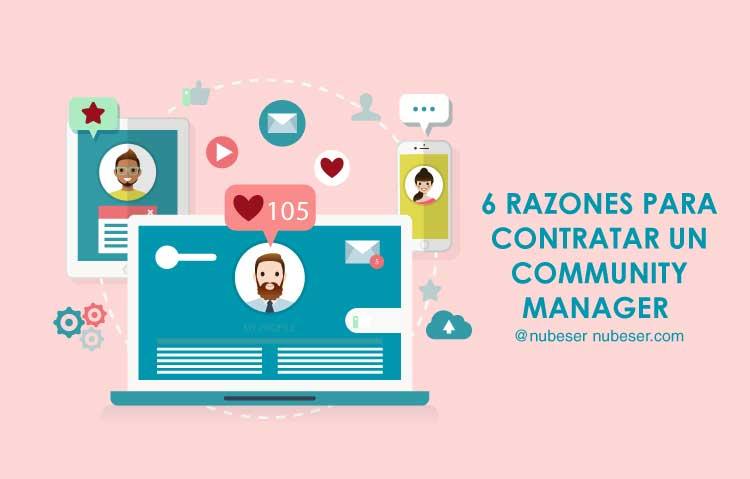 Contratar un community manager: Gestión de redes sociales para empresas