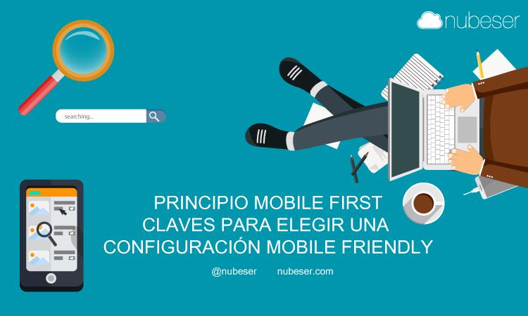 Principio de mobile first para el desarrollo web. SEO Móvil, SEO para Smartphone.