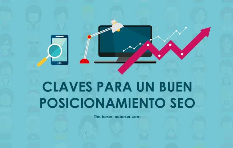 Claves para un buen posicionamiento seo.: Agencia SEO.