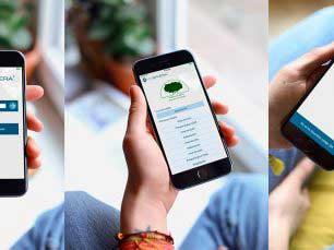 Mysphera: Desarrollo app. una App para los familiares de los hospitalizados.