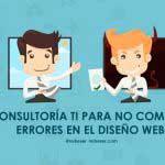 Consultoría tecnológica para diseñar tu negocio y web perfectos