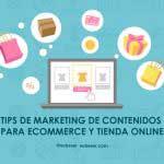 11 tips de marketing de contenidos para tienda online