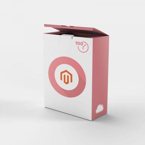 Bono de horas Magento Premium: bono desarrollo magento. Empresa de diseño web.