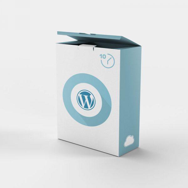 Bono de horas wordpress basic: wordpress mantenimiento.