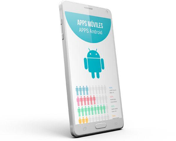 Empresa desarrollo apps nativas Android. Desarrollar aplicaciones Android para Google Play.