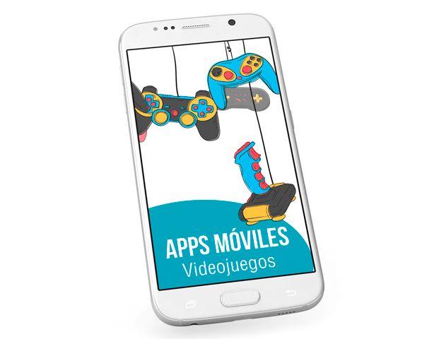 Desarrollo Videojuegos para móvil. Diseño apps móviles. Empresa desarrollo de videojuegos.