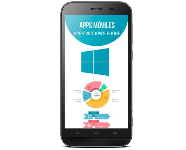 Desarrollo apps nativas para windows. Desarrollo y diseño apps móviles desde 0.