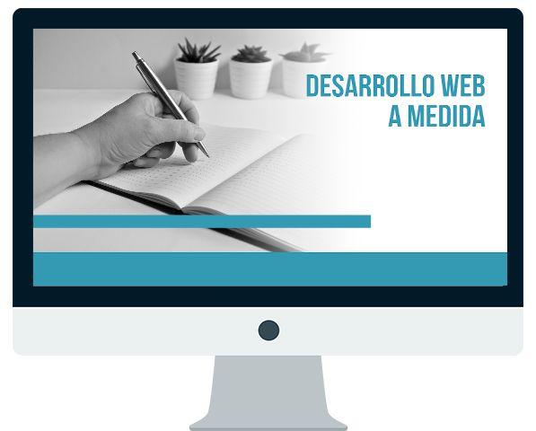Empresa diseño web a medida: Integraciones con APIS externas.