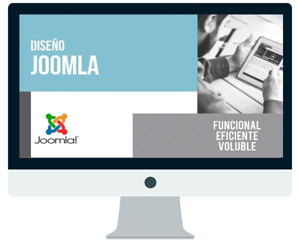Empresa diseño web Joomla: Desarollo web joomla. Web corporativa empresas.