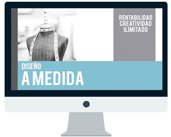 Empresa diseño web a medida. Empresa desarrollo web a medida.