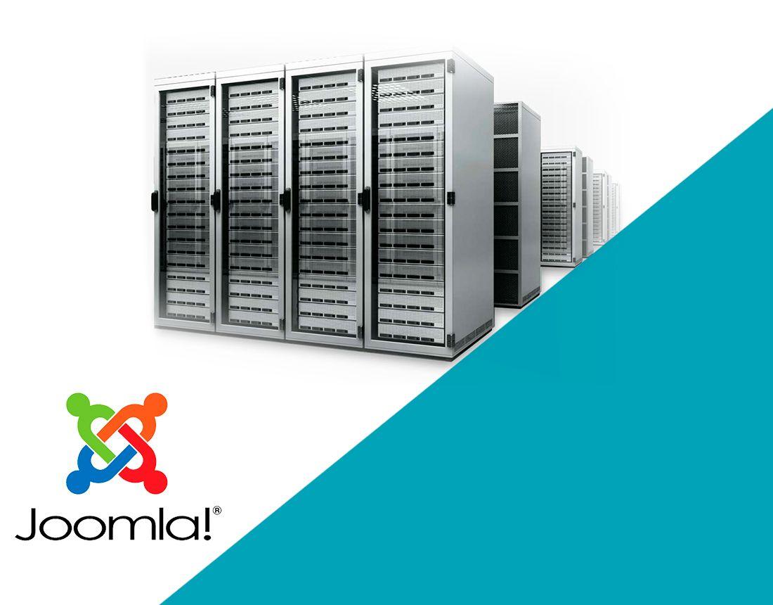 Hosting Joomla Optimizado. Empresa Alojamiento web.