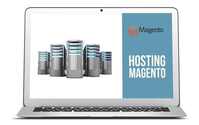 Hosting magento. Magento hosting. Hosting optimizado CMS.