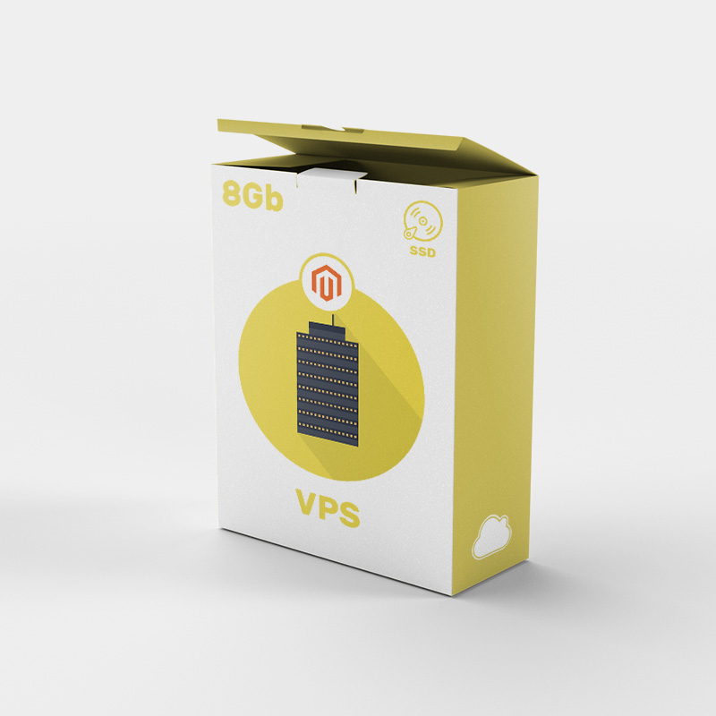 Servidor VPS Magento Optimizado Gold: Magento vps